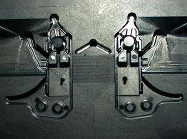 Innenveriegelungshebel aus ABS GF17i